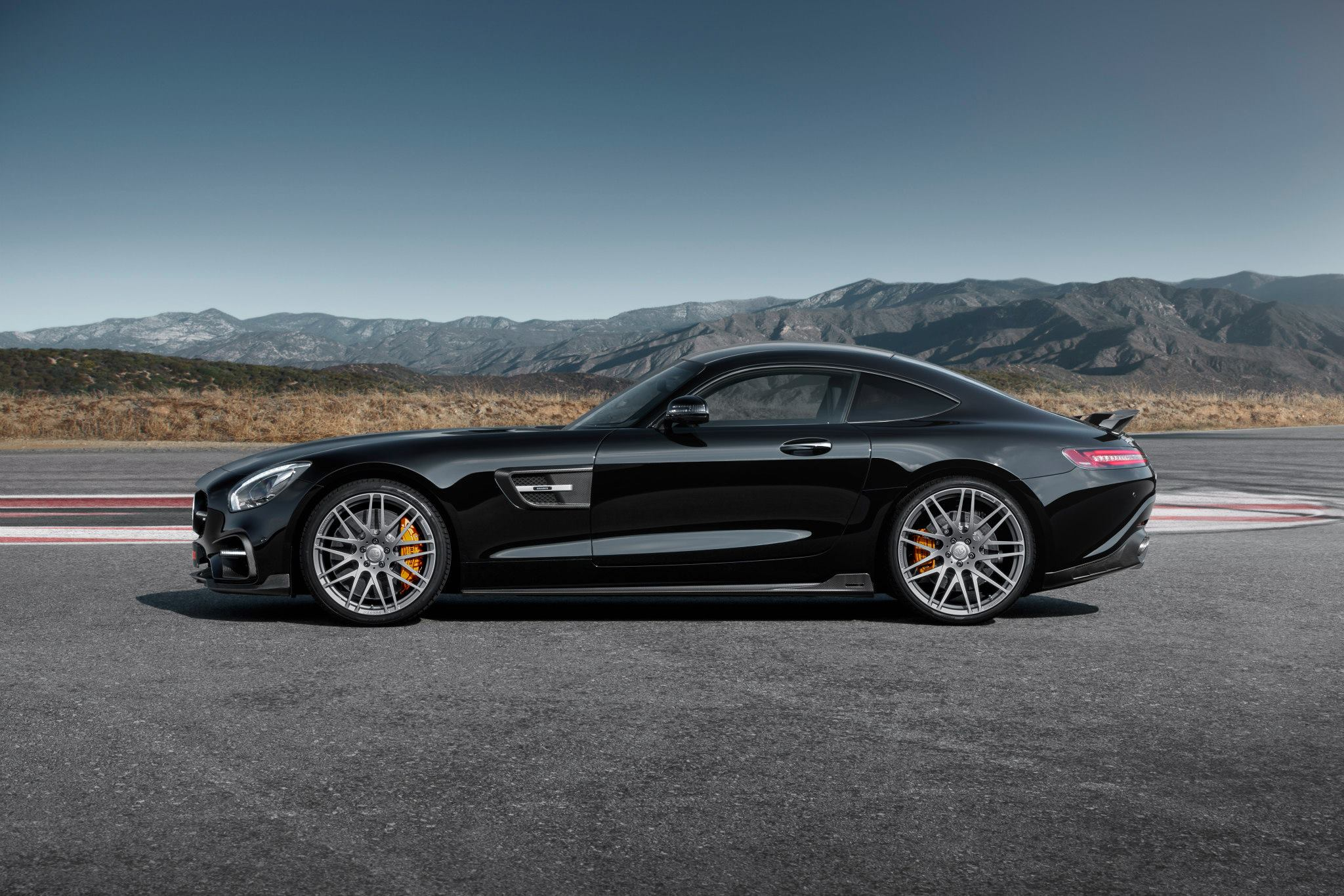 brabus reveals tuned mercedes amg gt s with 600 hp ahead. Black Bedroom Furniture Sets. Home Design Ideas