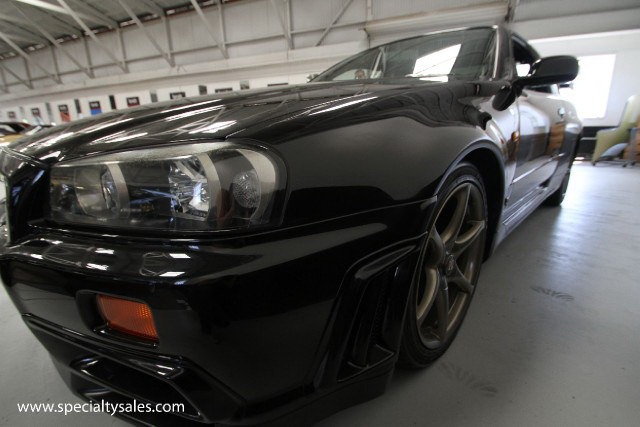 Brand New 1999 Nissan Skyline GT-R R34 for Sale in ...