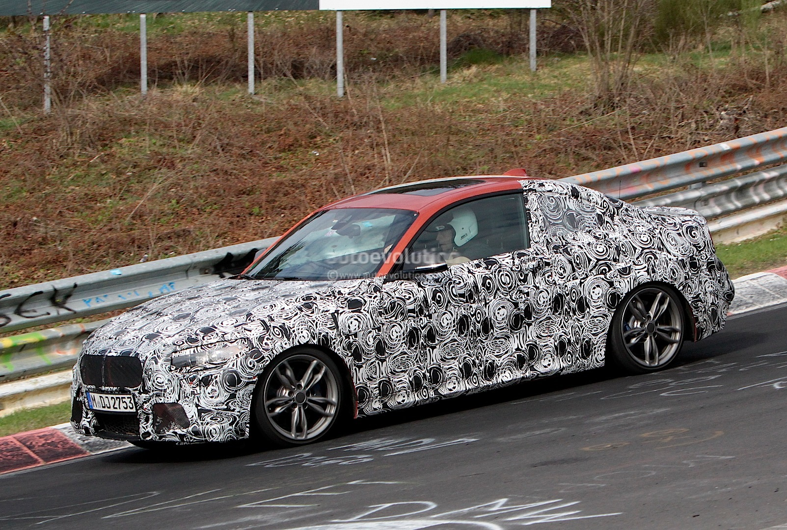 Brand New BMW M235i Spyshots  autoevolution