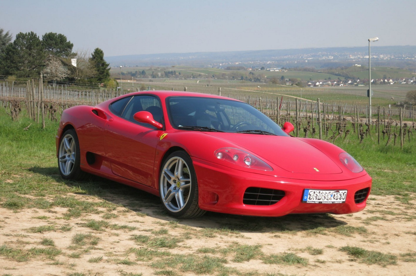 Ferrari 360 Crashed In Dr Dre And Eminem S I Need A