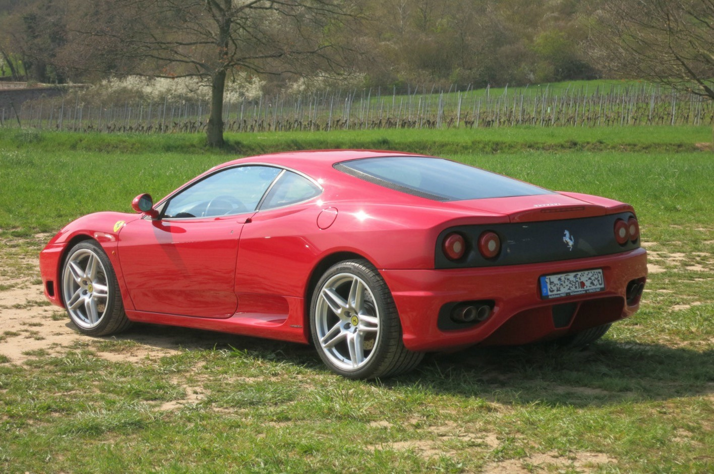 Ferrari 360 Crashed In Dr Dre And Eminem S I Need A Doctor Autoevolution