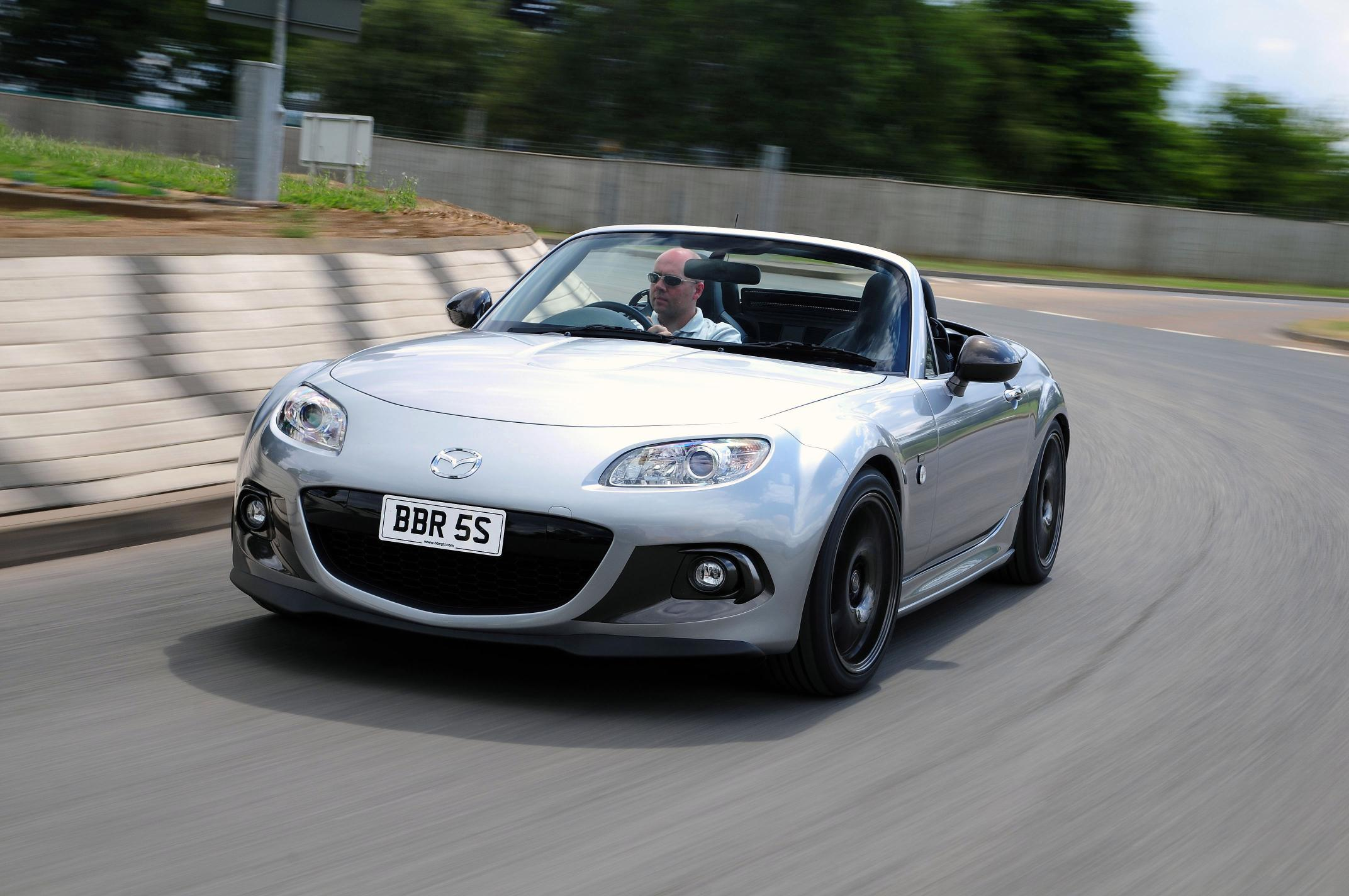 bbr super 200 mazda mx 5 tuning package detailed priced. Black Bedroom Furniture Sets. Home Design Ideas