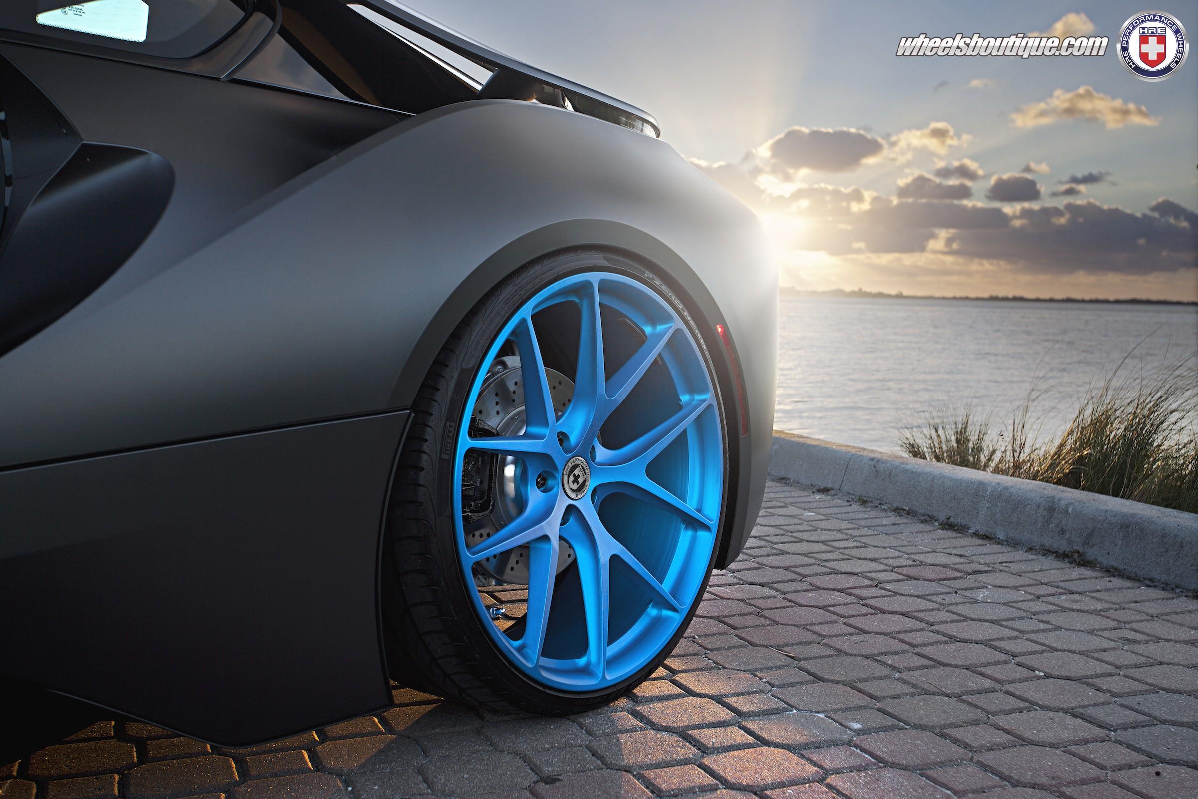 Matte Black BMW >> Break the Internet: The BMW i8 Edition - autoevolution