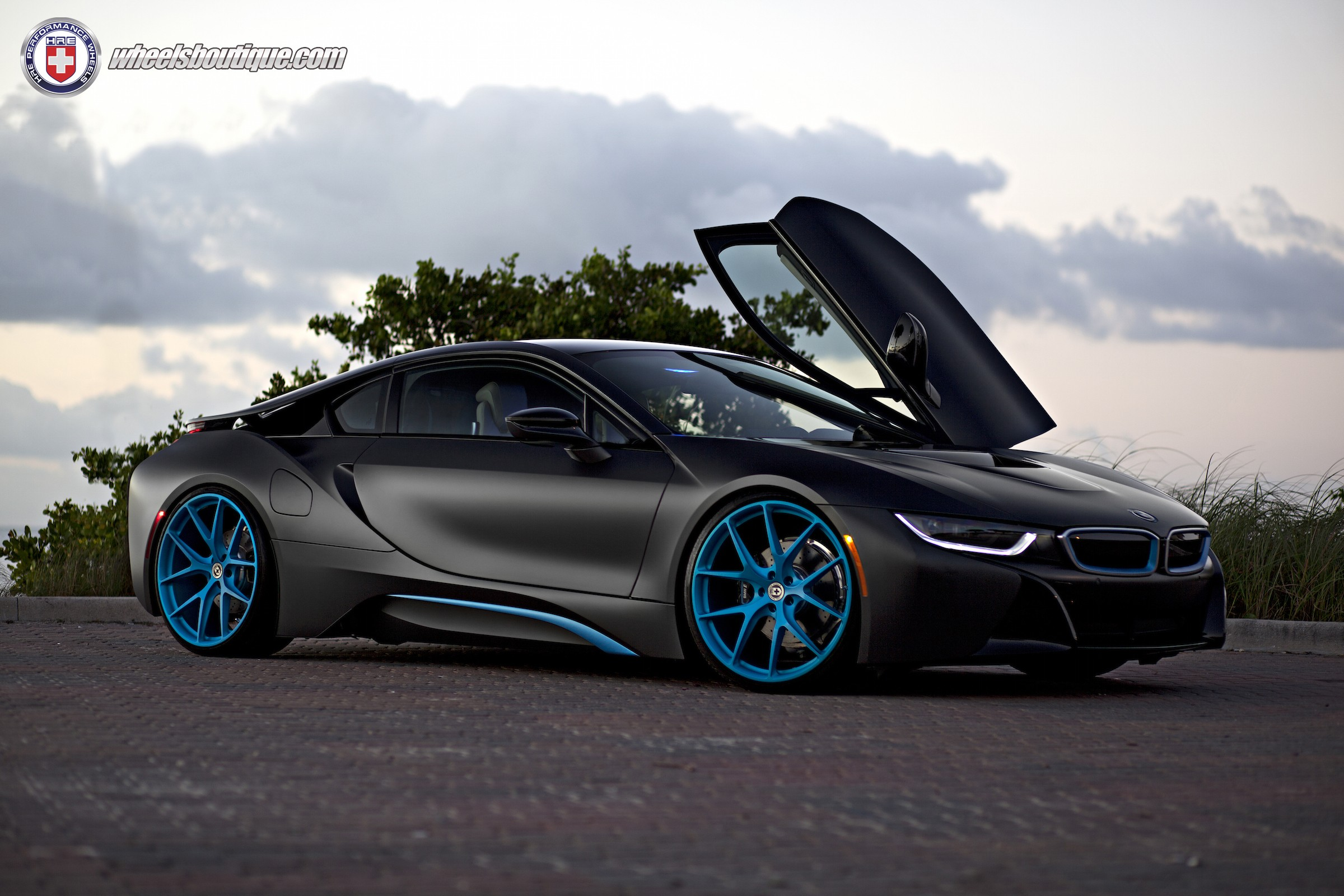 Idbeherfriend Bmw I8 Black And Blue Images