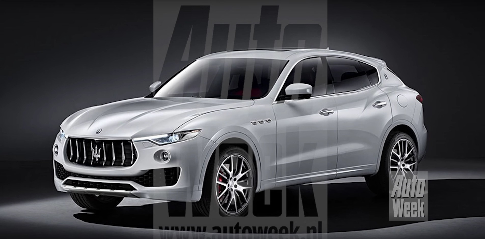 breaking 2017 maserati levante suv leaks early autoevolution. Black Bedroom Furniture Sets. Home Design Ideas