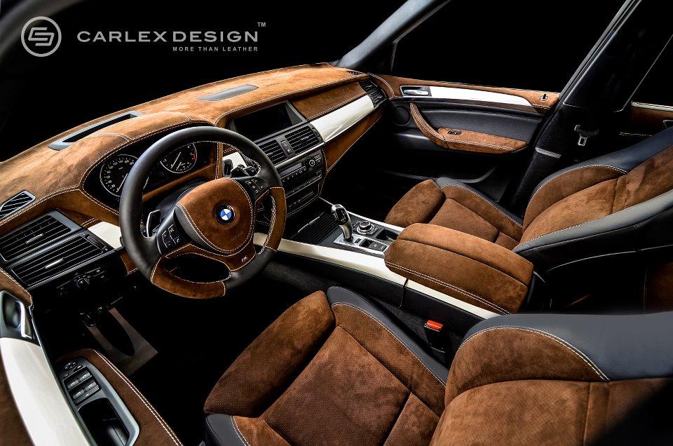 Breathing Life Into The Bmw X5 Carlex Design Autoevolution