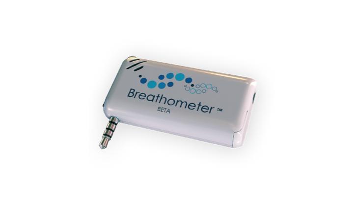 The breathometer