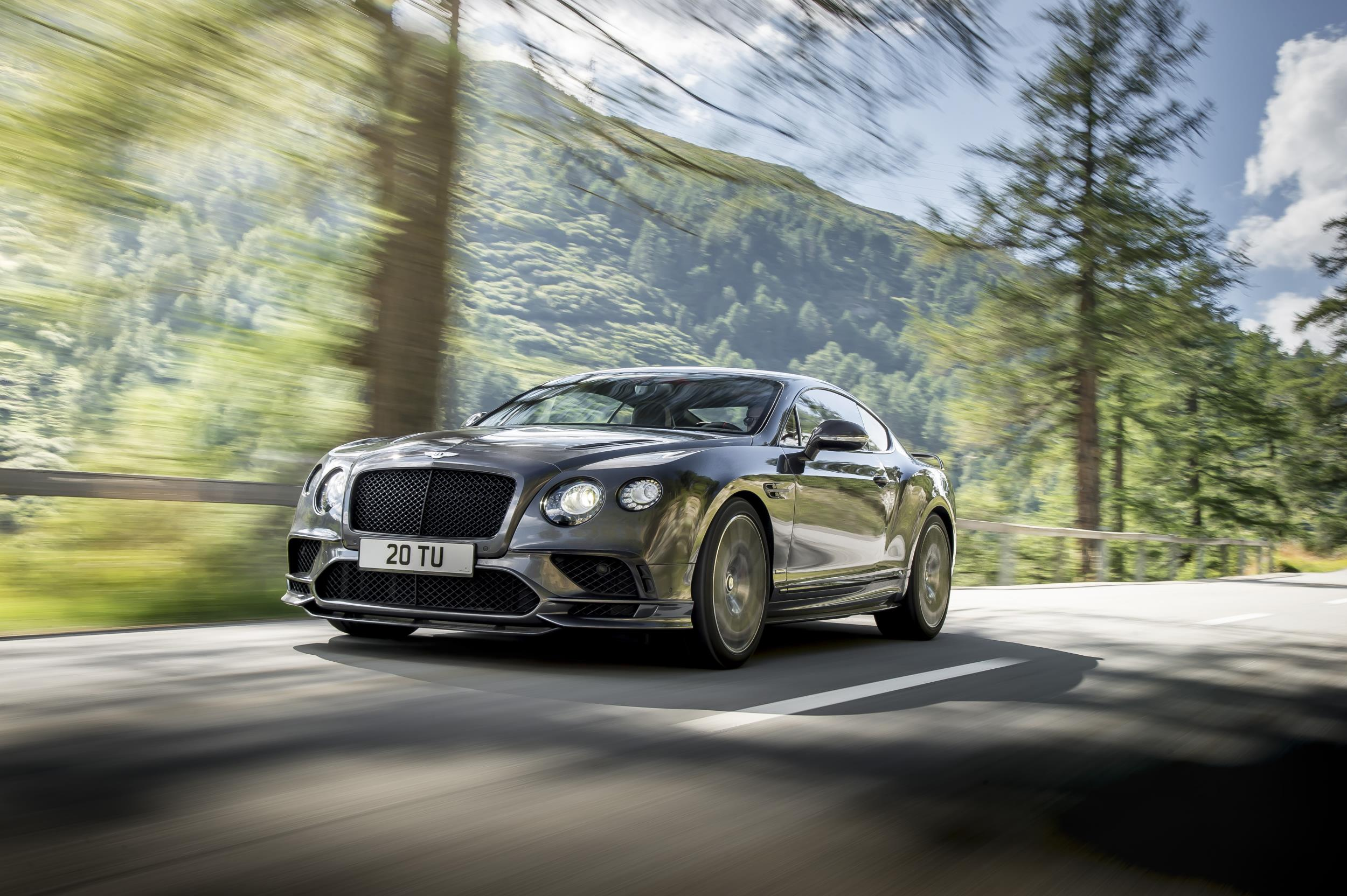 ... 2017 Bentley Continental GT Supersports ...