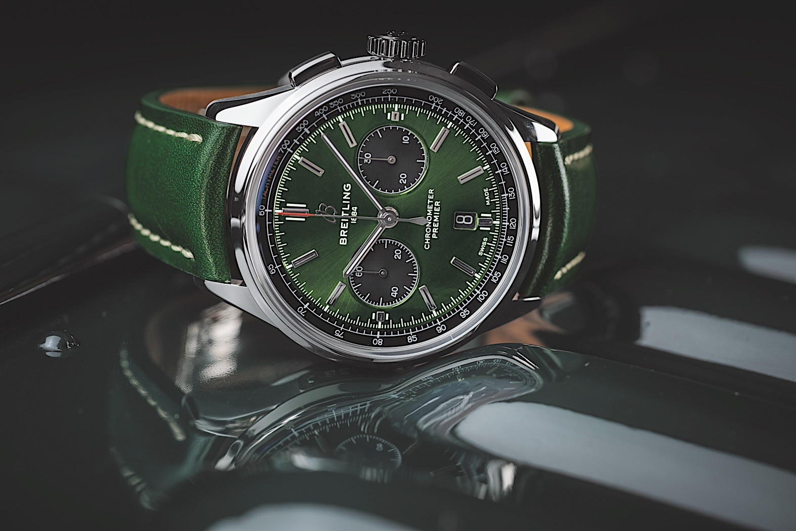 Breitling Bentley Watches >> Breitling Unveils Premier B01 Chronograph 42 Bentley ...