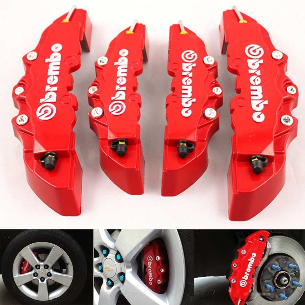 Brembo Brake Caliper Fake Covers Are A Cheap Way To Spice Up Your Car Autoevolution