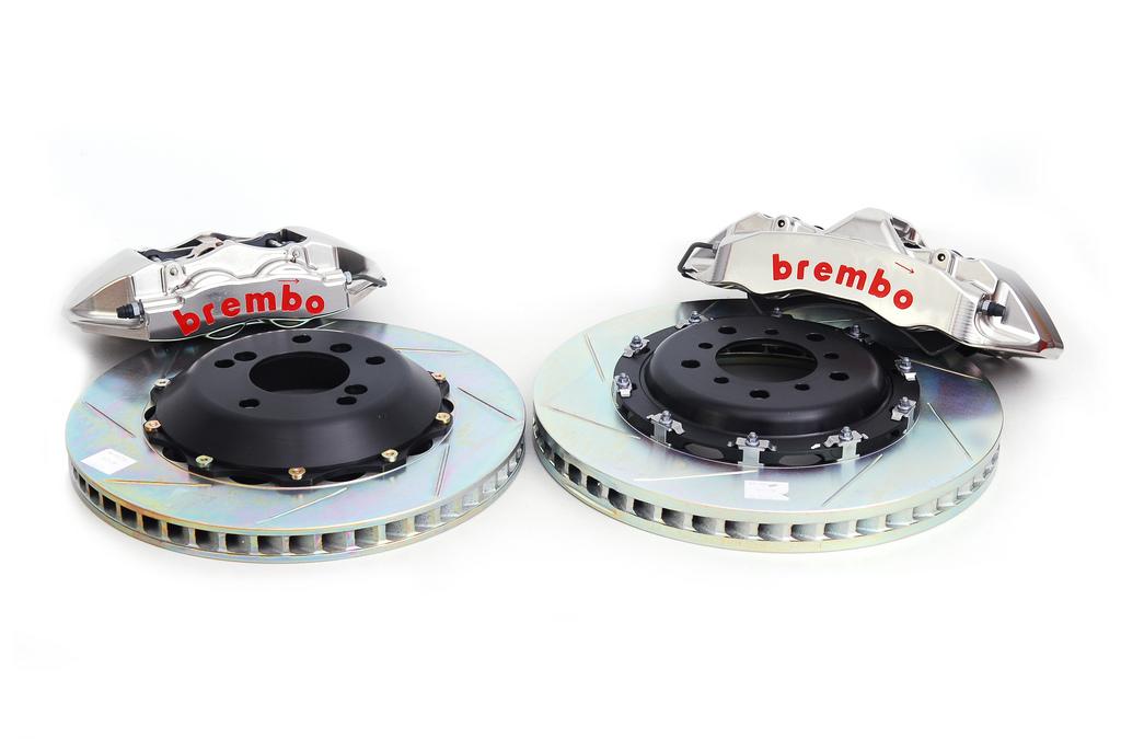 Brembo Launches All New B M8 8 Piston Caliper For Trucks