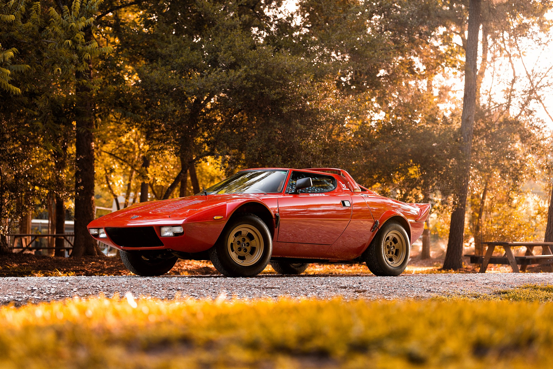Bring A Trailer And Make This Lancia Stratos Hf Stradale