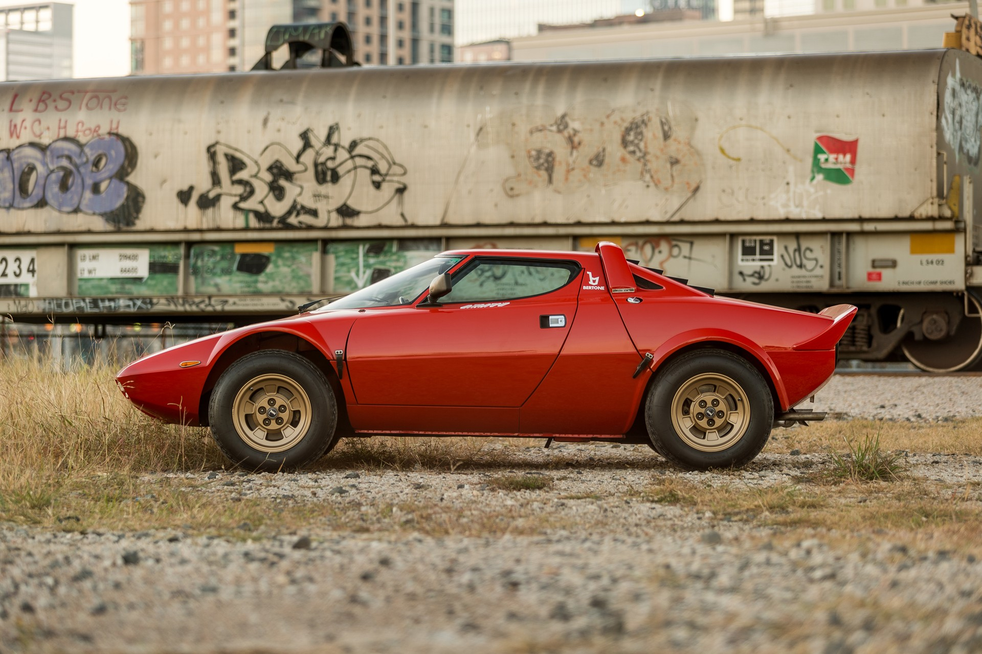 Bring A Trailer And Make This Lancia Stratos HF Stradale Your ...