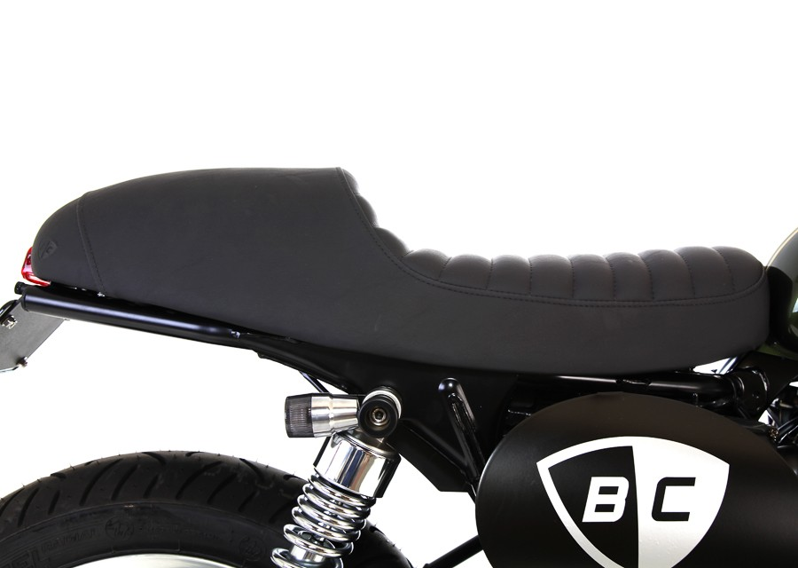 British Customs Surfaces Cafe Racer Seats