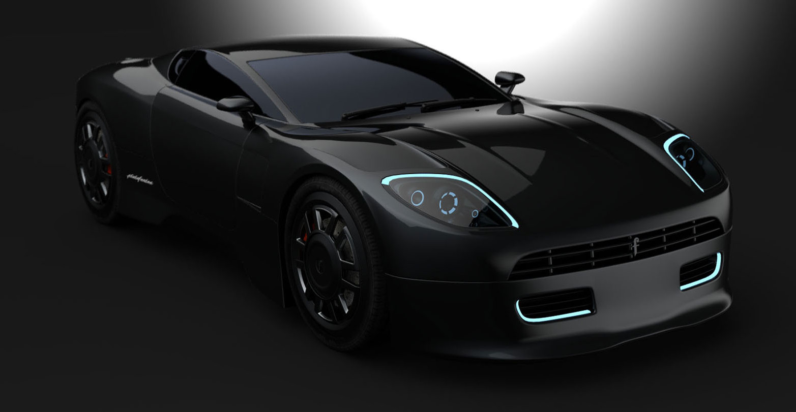 british designer envisions new fiat coupe autoevolution. Black Bedroom Furniture Sets. Home Design Ideas