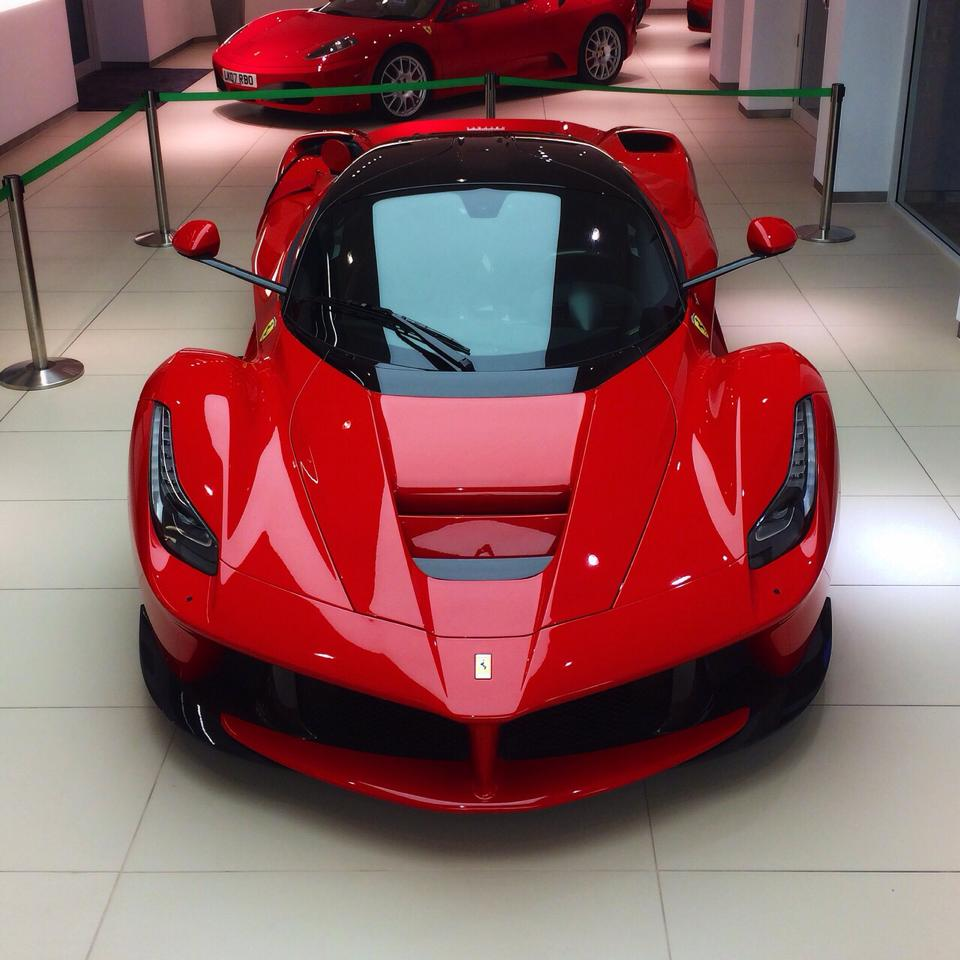 British Laferrari Owner Hasn T Touched His Car For One