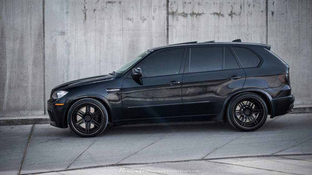 Brixton Presents: BMW X5 M with an Attitude - autoevolution