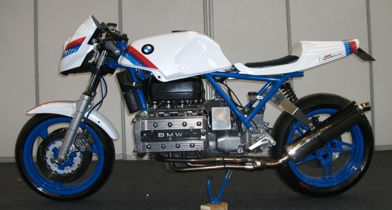 Bsk Speedworks Bmw K100 Racer Autoevolution