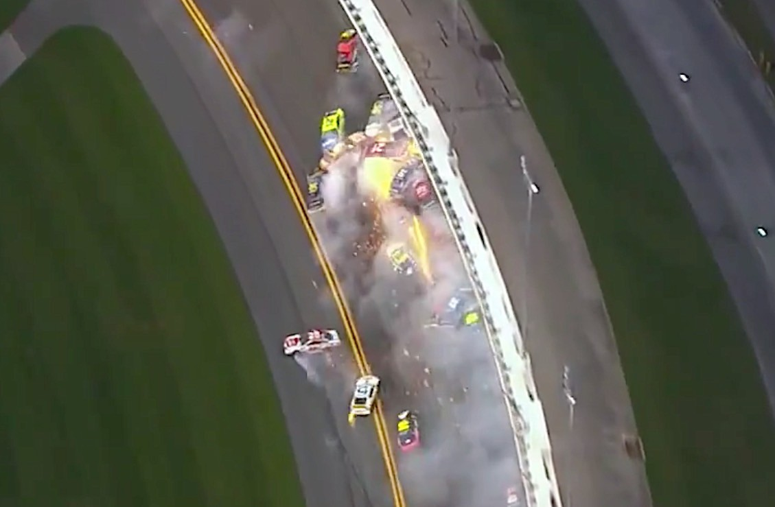 NASCAR officials will speak to Wallace after Bowman Charlotte spat
