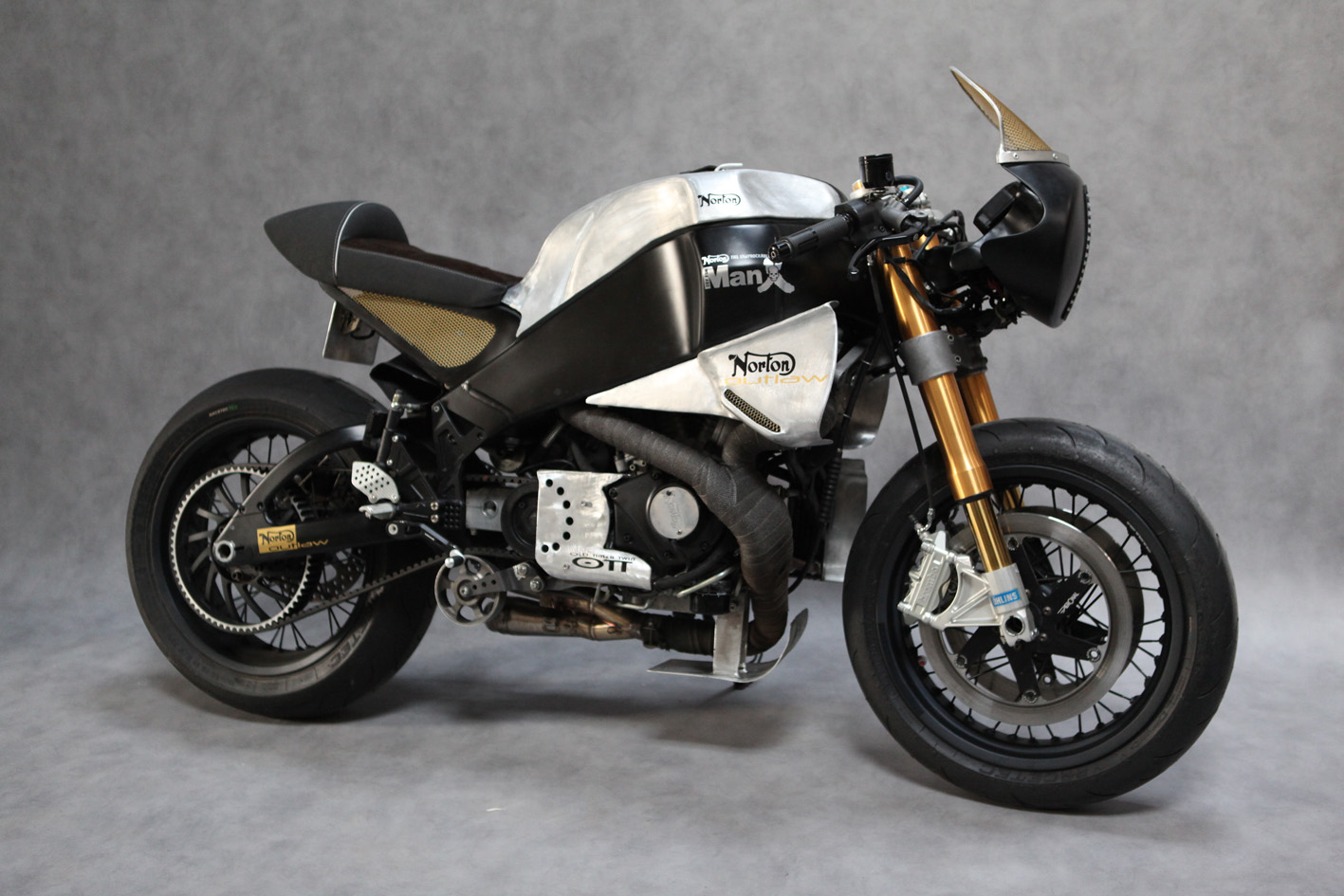 buell xb12s makes a neoretro norton manx substitution autoevolution. Black Bedroom Furniture Sets. Home Design Ideas