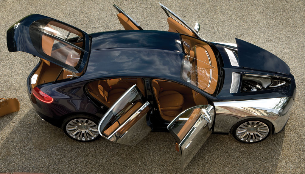 Volkswagen Group Latest Models >> Bugatti 16C Galibier Debut at LA Auto Show - autoevolution