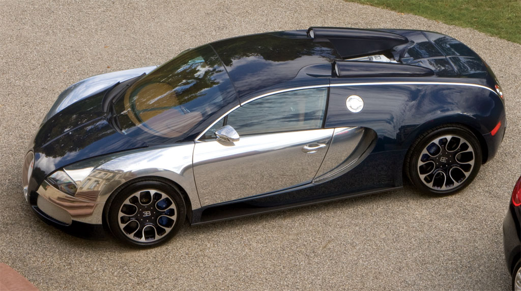 Bugatti 16c Galibier Debut At La Auto Show Autoevolution