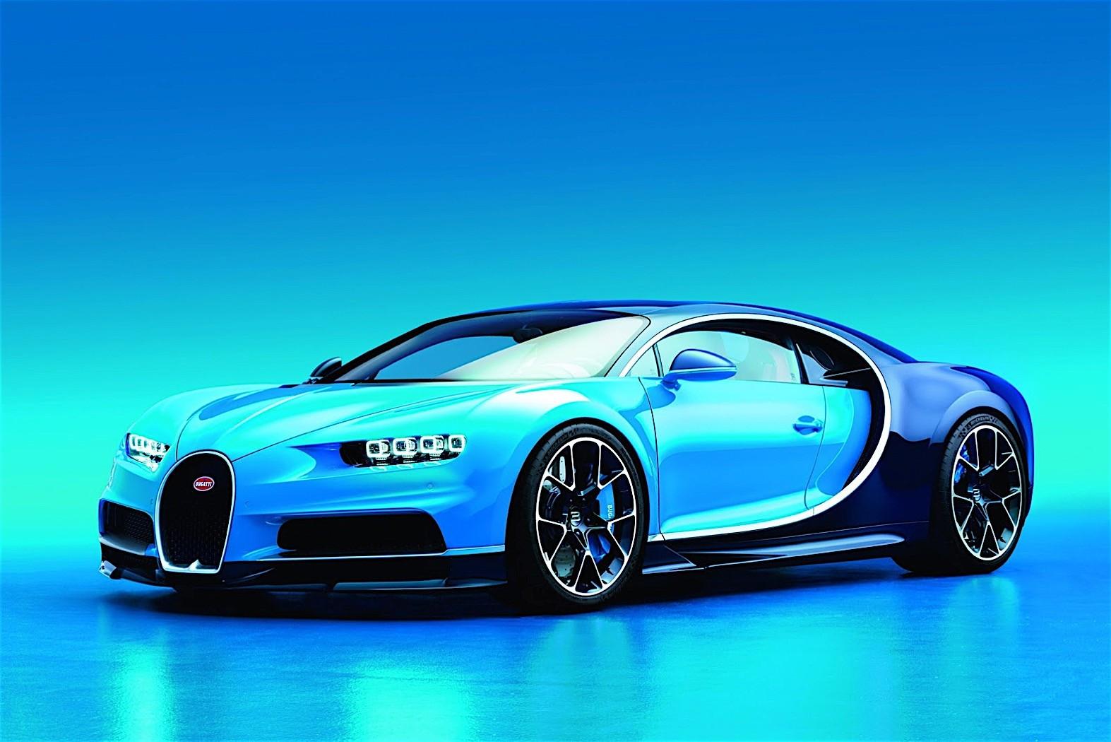 2017 Bugatti Chiron ...