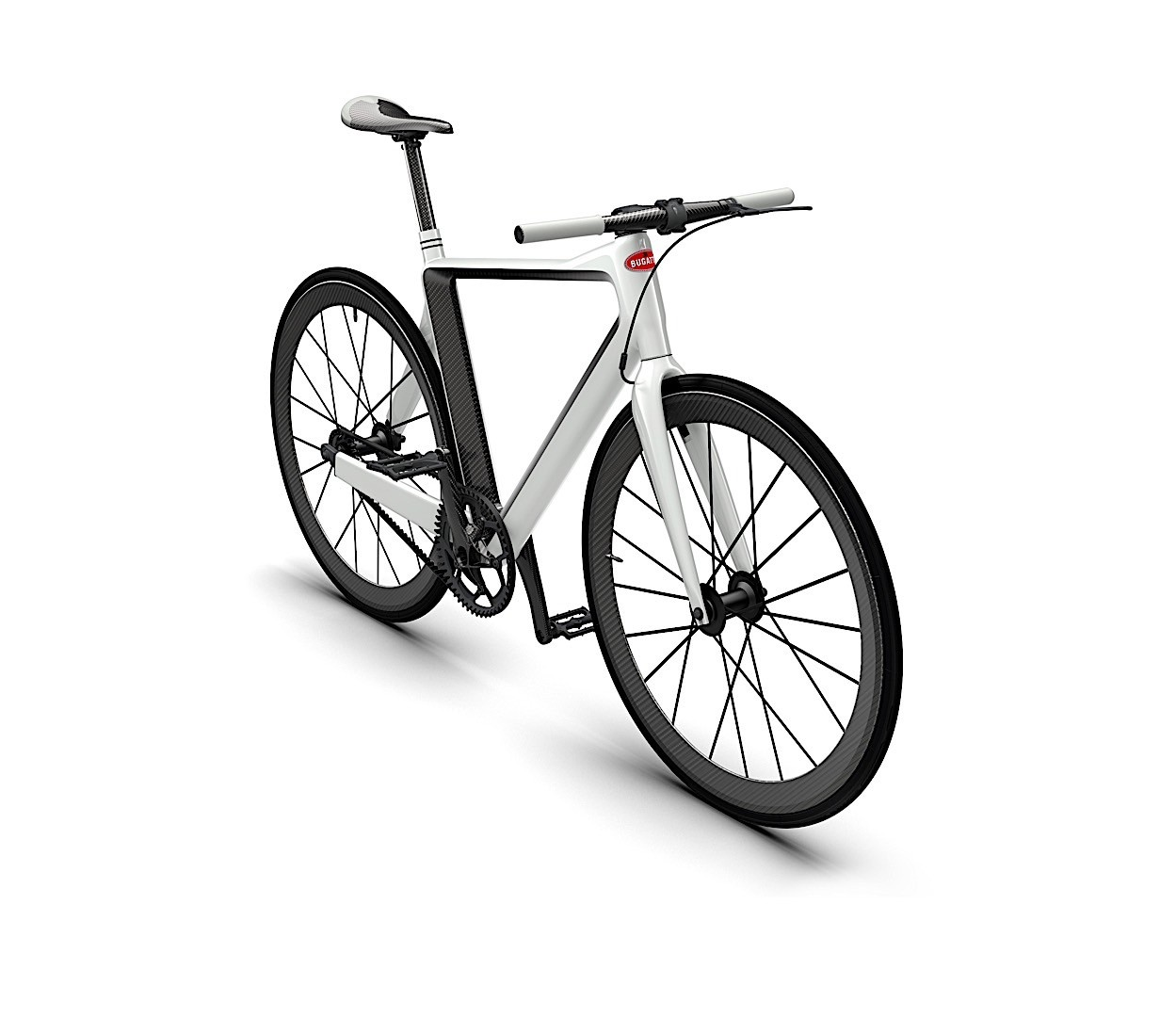 Bugatti And Pg Releasing New Carbon Fiber Luxury Bicycle