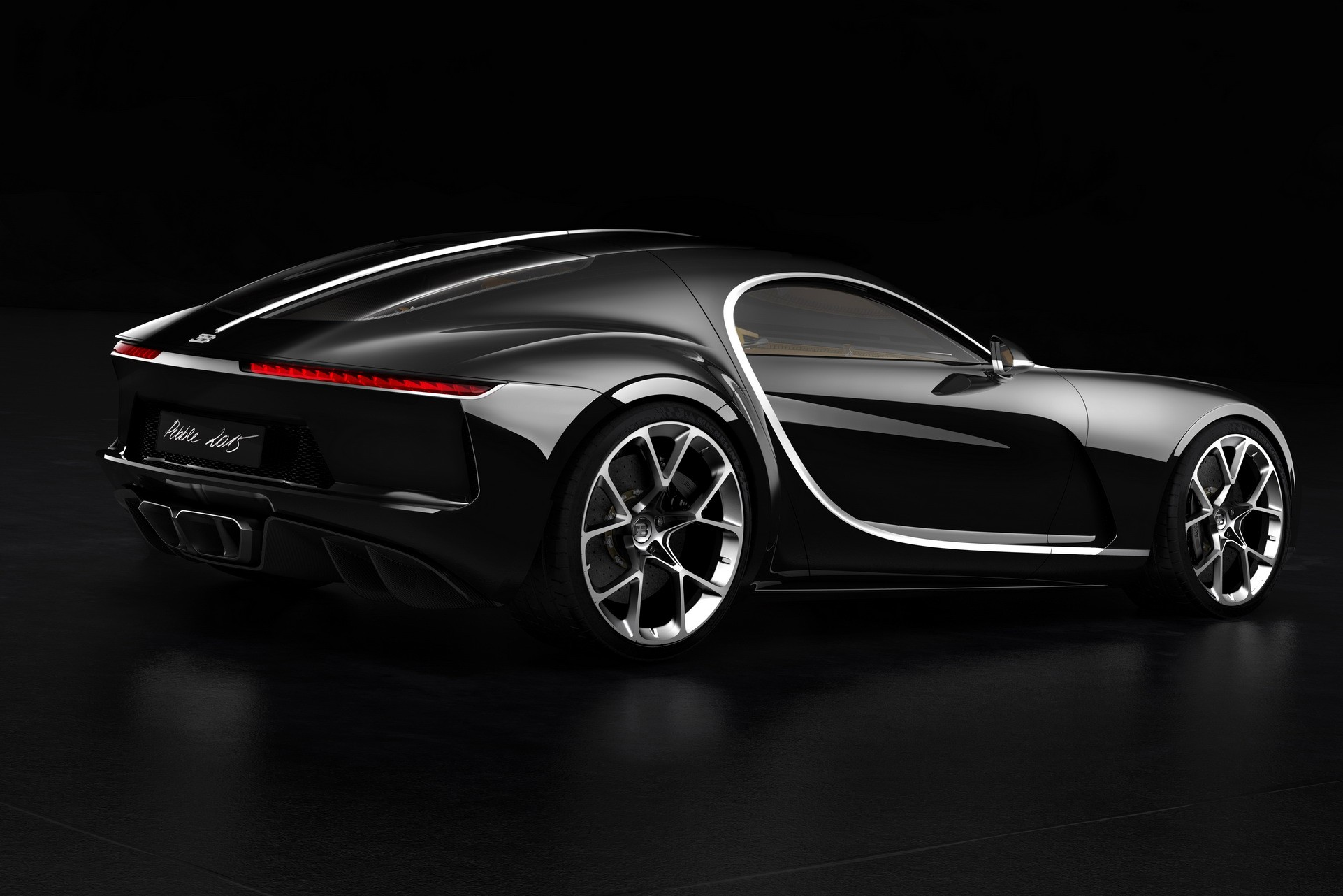 Pebble Beach Car Show >> Bugatti Atlantic Concept Looks Classy, Was Supposed to Use ...