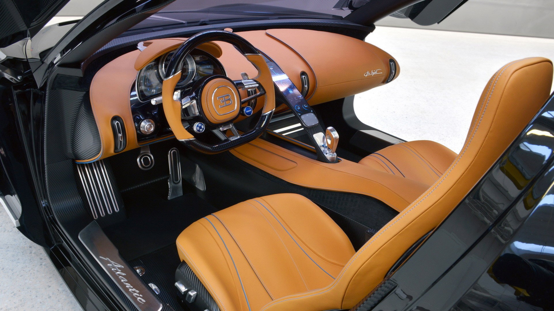 Bugatti Atlantic Concept Looks Classy Was Supposed To Use Vw Group Parts Autoevolution
