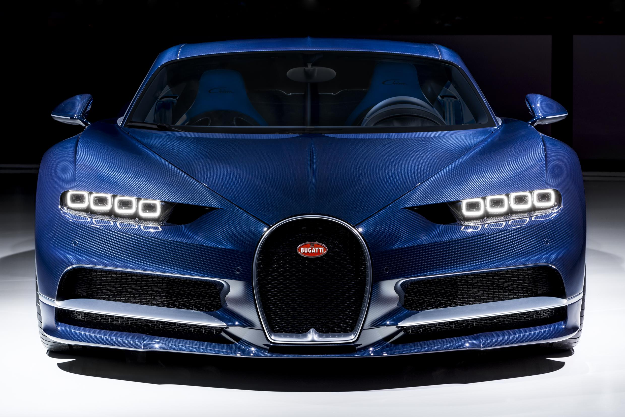 Bugatti Chiron Grand Sport Roadster Rendering Looks Cool