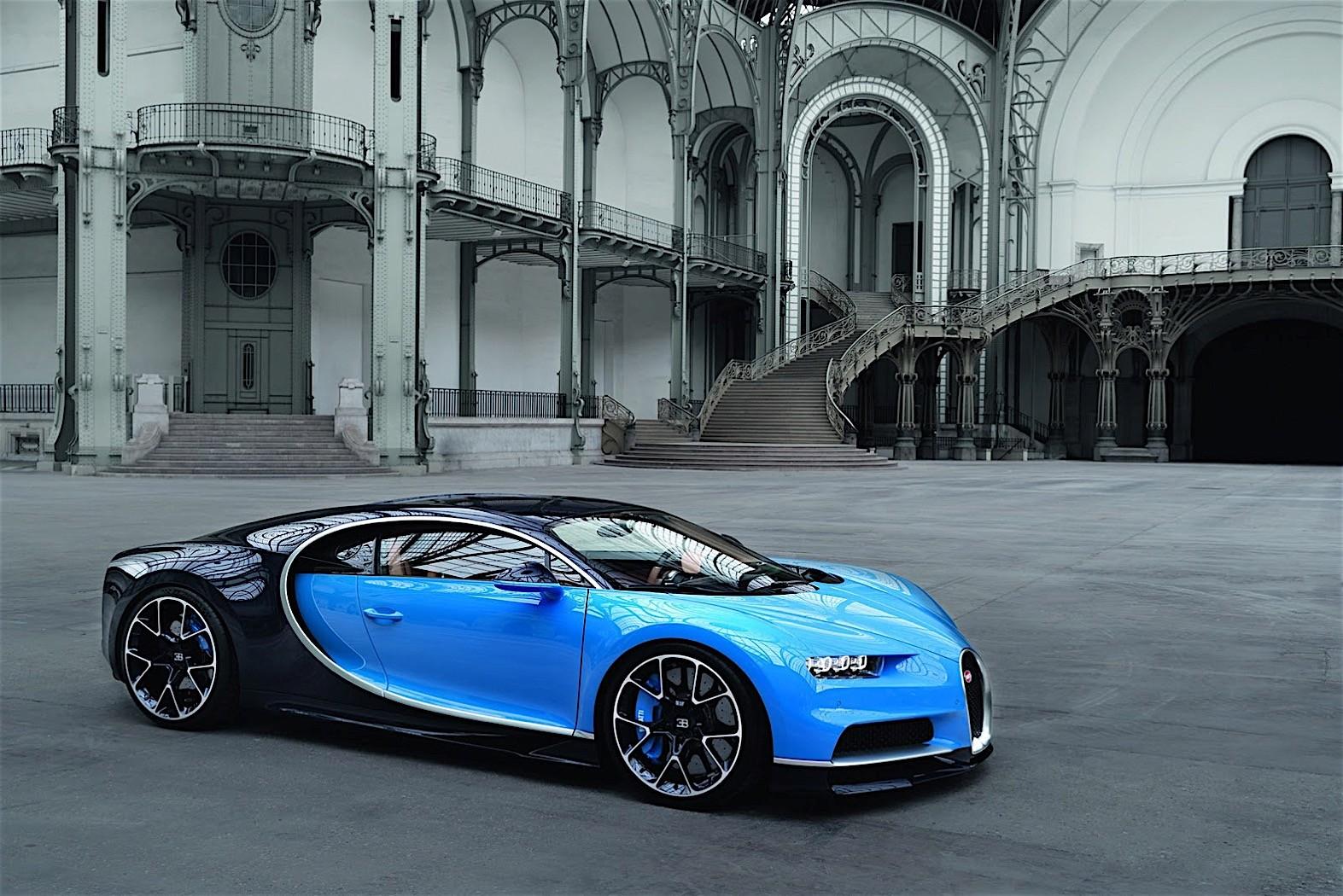 Bugatti Chiron Racecar Rendering Looks Phenomenal, Reminds ...