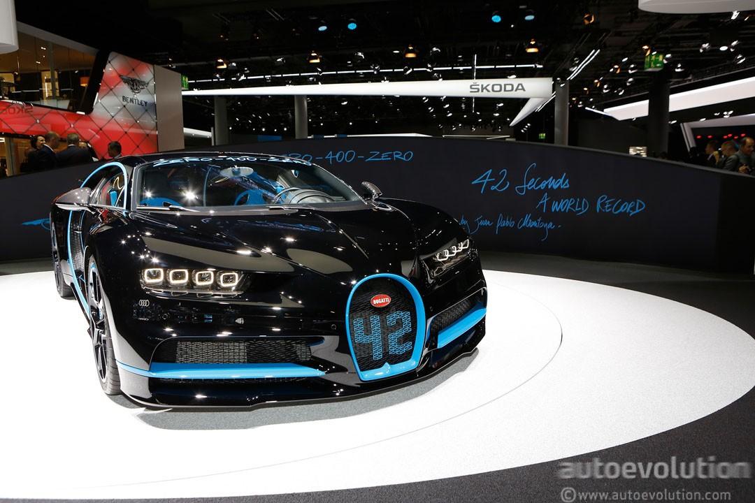 bugatti chiron black edition - photo #23