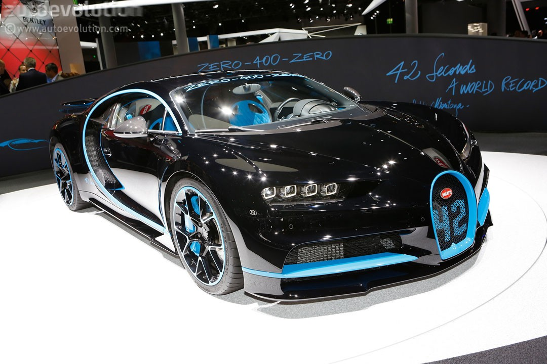 bugatti chiron black edition - photo #7