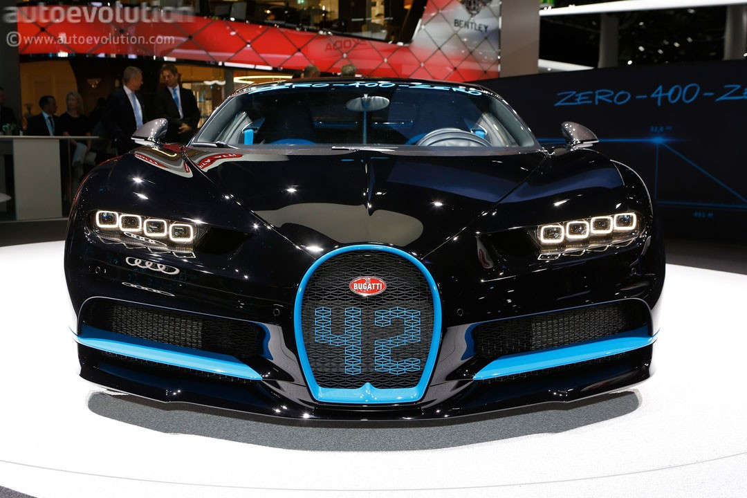 bugatti chiron special edition is the only time 42 seconds were a good thing autoevolution. Black Bedroom Furniture Sets. Home Design Ideas