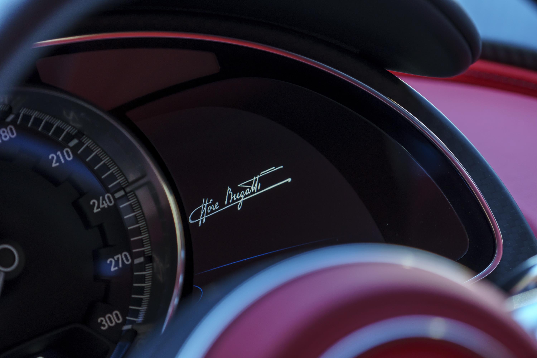 U S Spec Bugatti Chiron