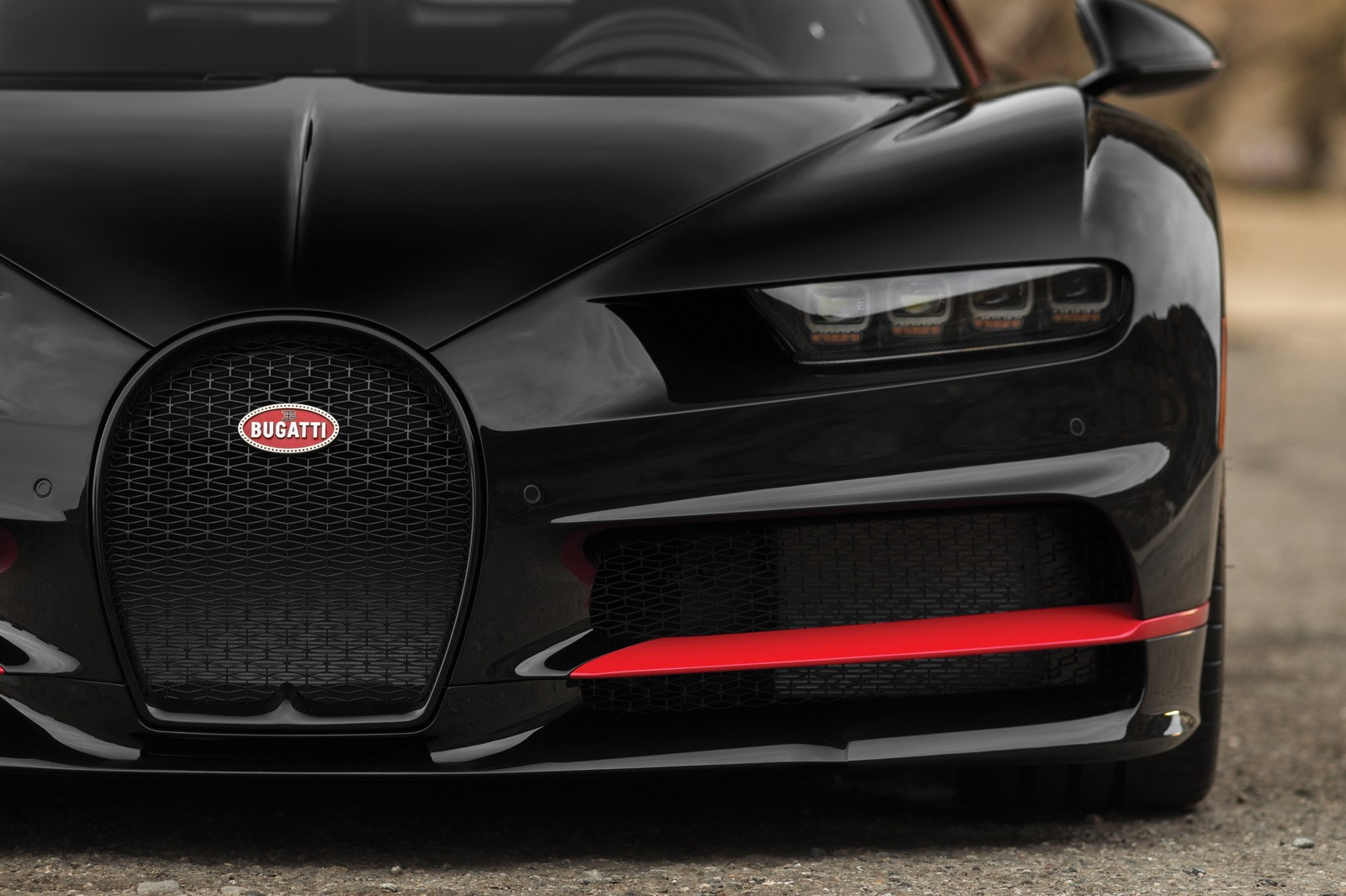 bugatti chiron racecar rendering looks phenomenal reminds us of bugatti 39 s past autoevolution. Black Bedroom Furniture Sets. Home Design Ideas