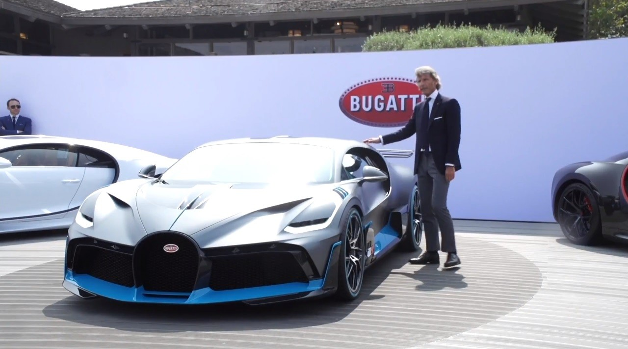 Spend 15 Minutes Staring At The Bugatti Chiron Autoevolution