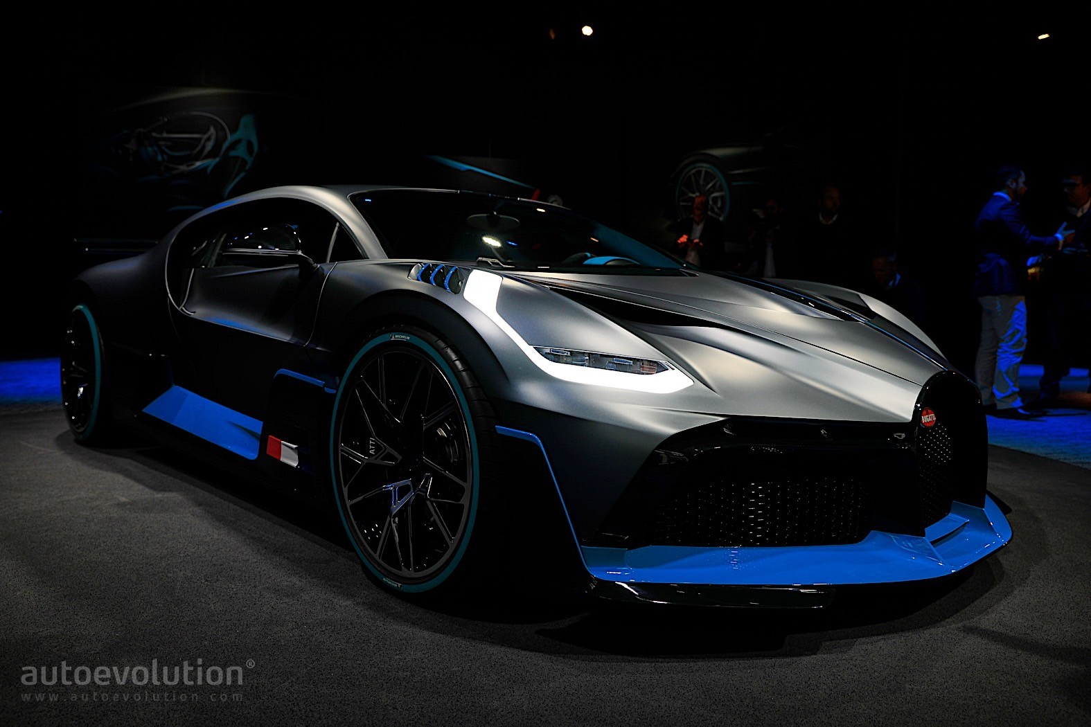 Bugatti Divo Has Spectacular Crash, Only as a Rendering ... Bugatti Divo