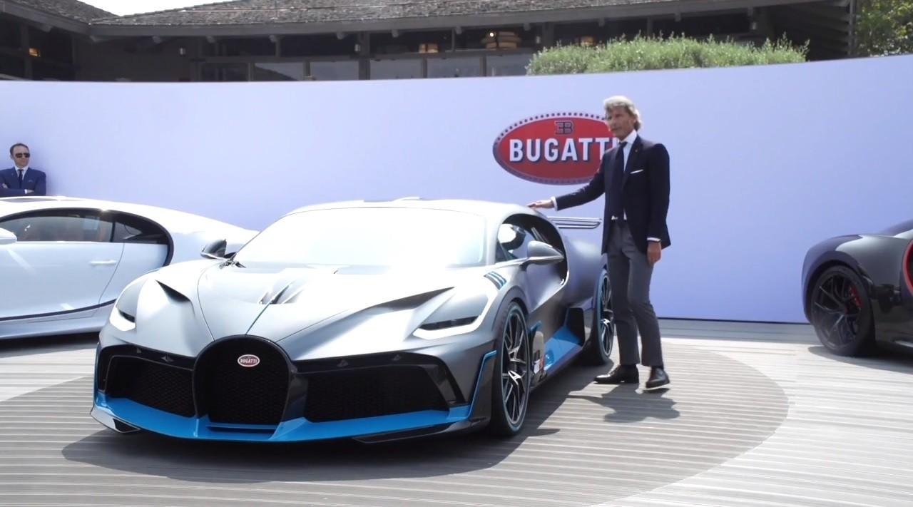 2019 Bugatti Divo Looks Spectacular Packs 1 500 Ps Autoevolution