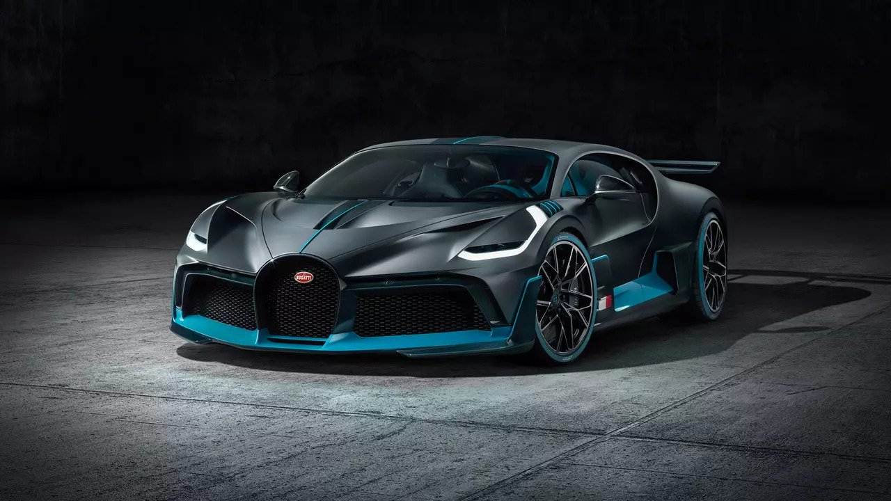 2019 Bugatti Divo Looks Spectacular Packs 1 500 Ps