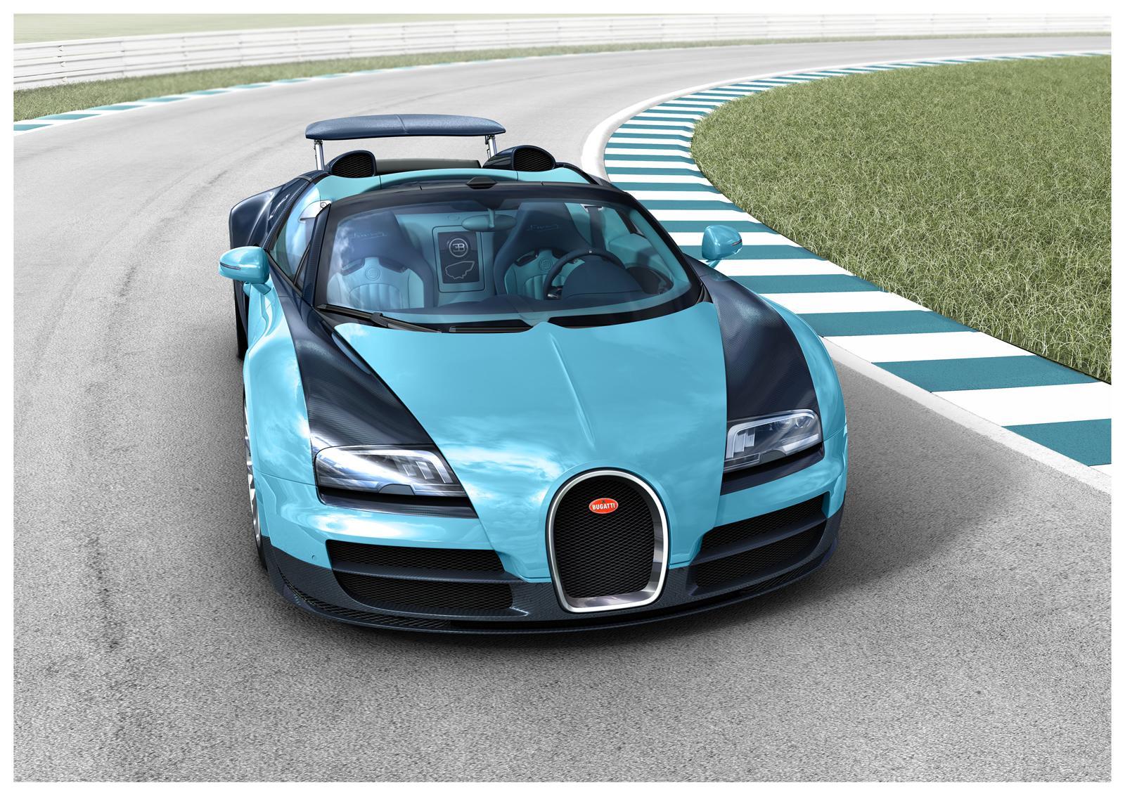 Bugatti Launches New Limited Edition Veyron Autoevolution