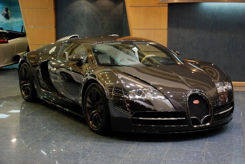 Bugatti Veyron by Mansory - autoevolution