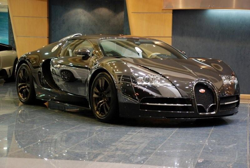 Custom Ford Fusion >> Bugatti Veyron by Mansory - autoevolution