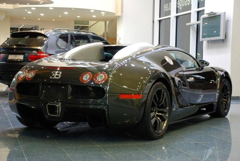 bugatti veyron by mansory autoevolution. Black Bedroom Furniture Sets. Home Design Ideas
