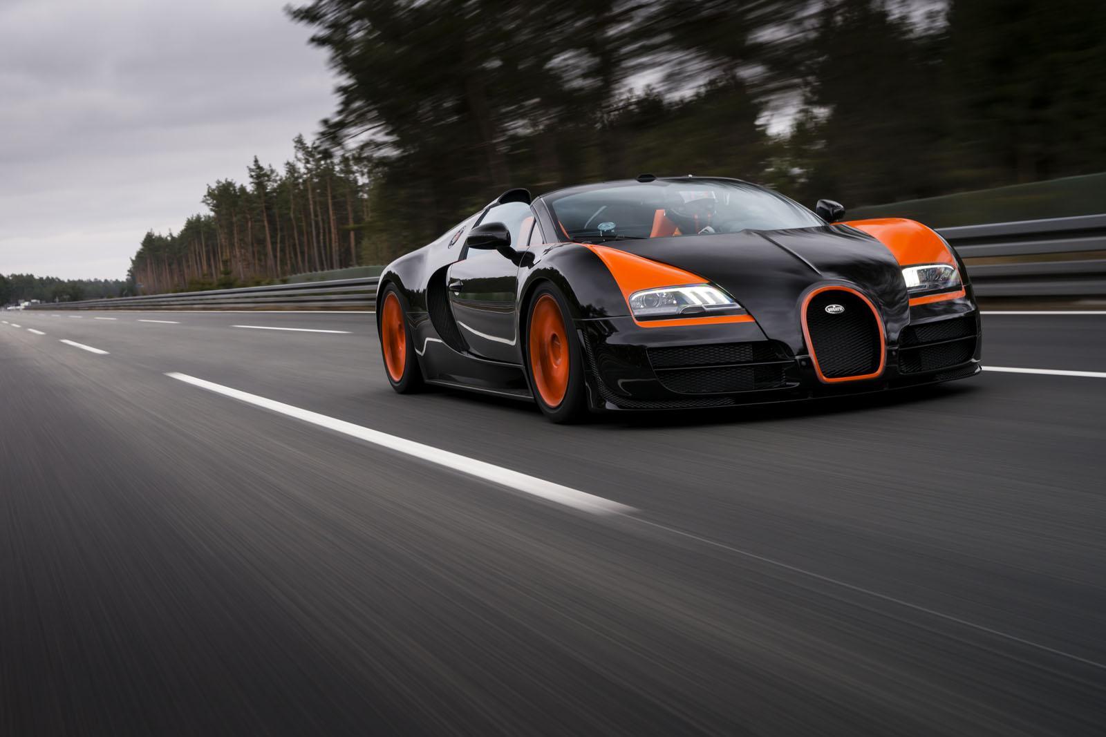 bugatti veyron grand sport vitesse is the world s fastest roadster autoevolution. Black Bedroom Furniture Sets. Home Design Ideas