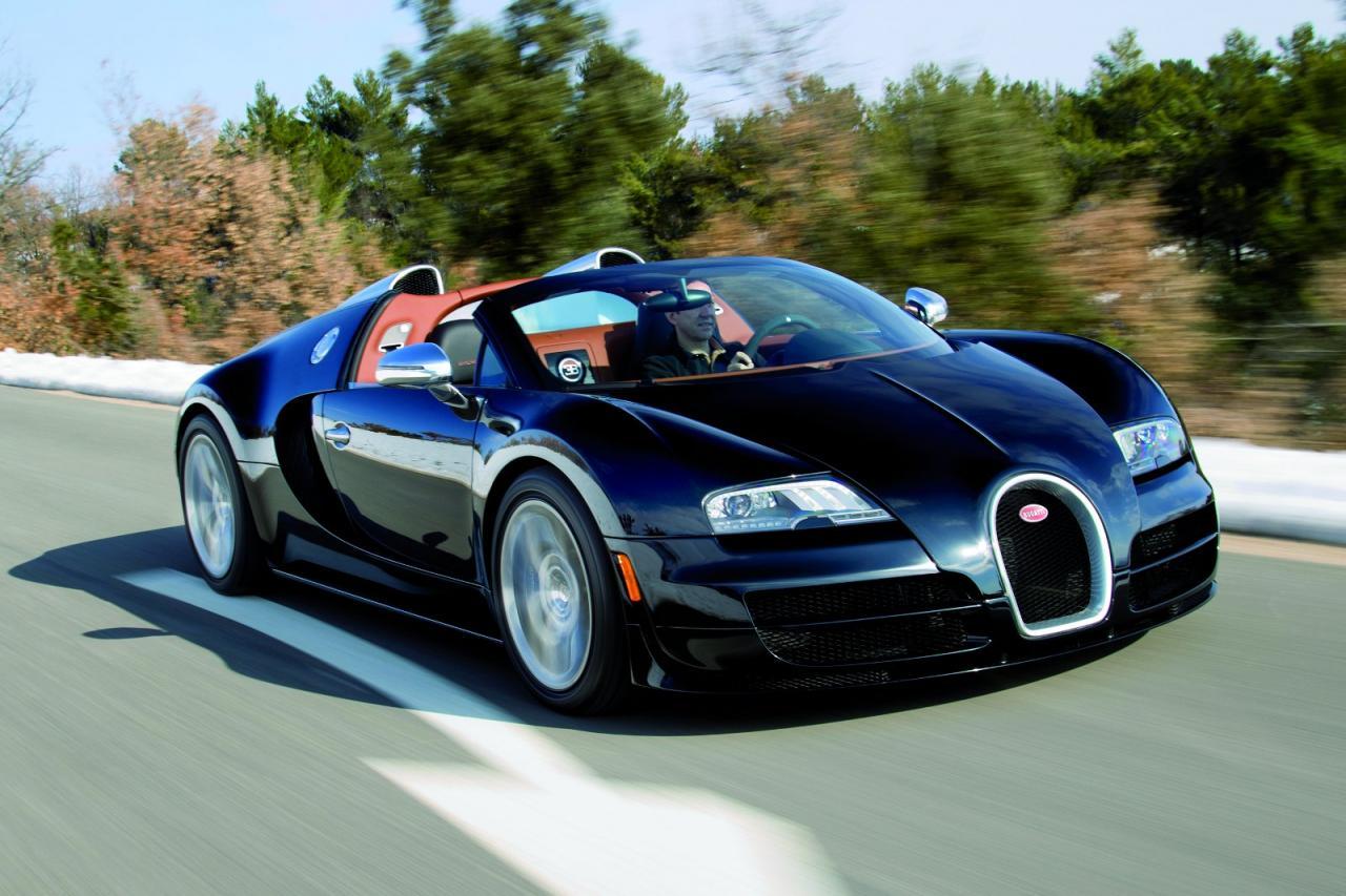 bugatti veyron grand sport vitesse shines in geneva autoevolution. Black Bedroom Furniture Sets. Home Design Ideas