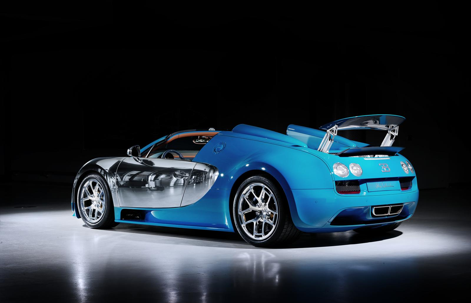 Bugatti Veyron Meo Costantini Edition Breaks Cover ...
