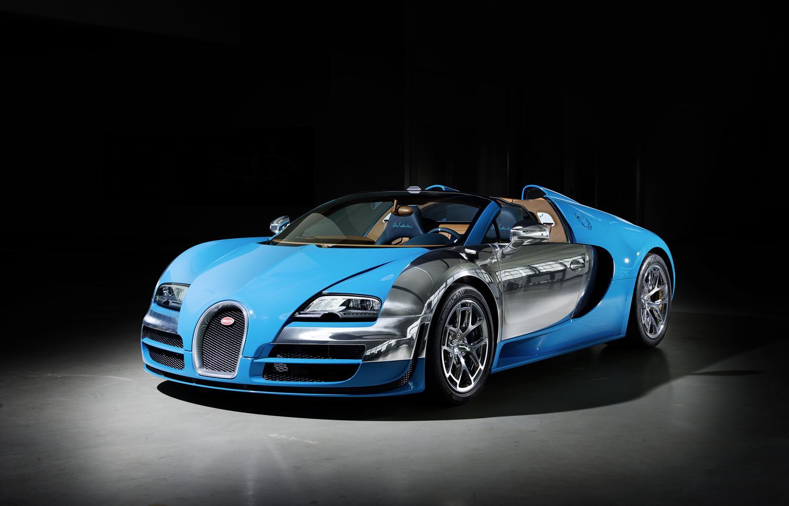 bugatti veyron configurator goes online - autoevolution