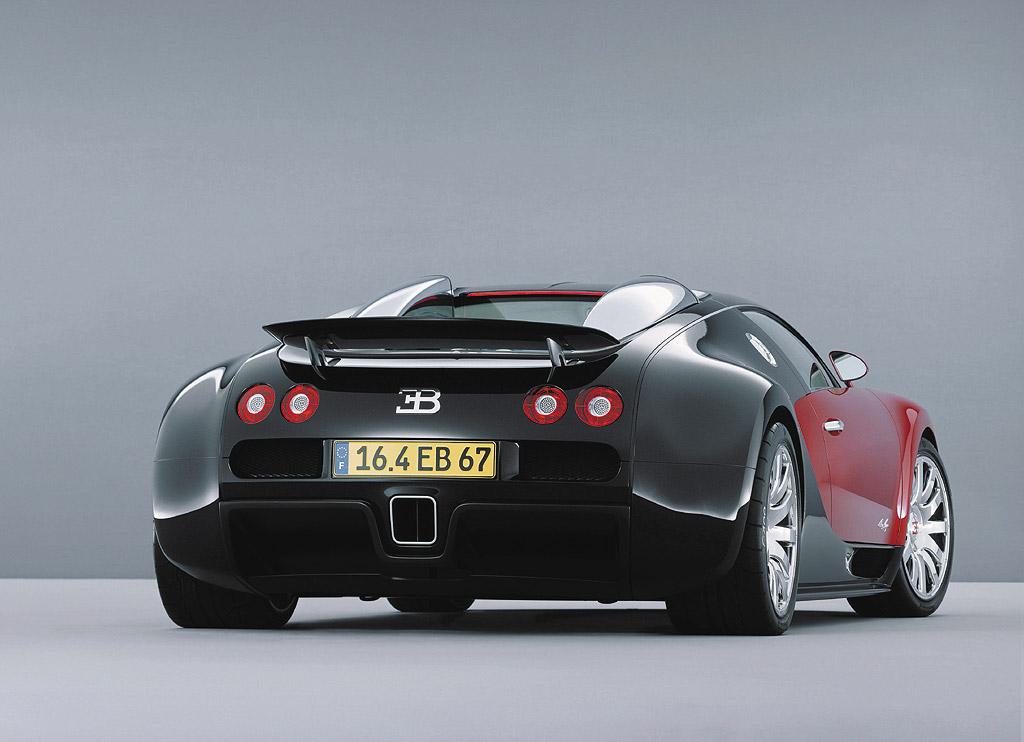 ... 2005 Bugatti Veyron